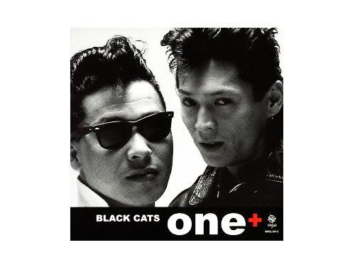 ONE+[リマスター盤][廃盤]/BLACK CATS