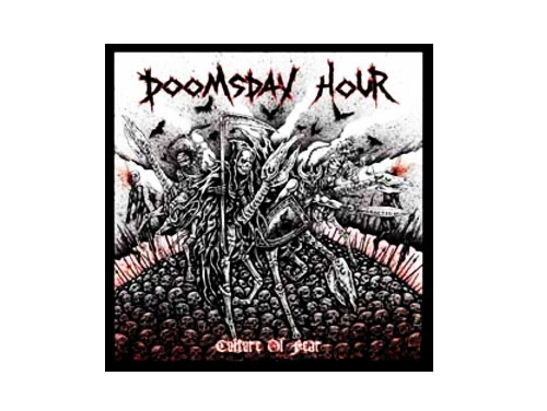 CULTURE OF FEAR[廃盤]/DOOMSDAY HOUR