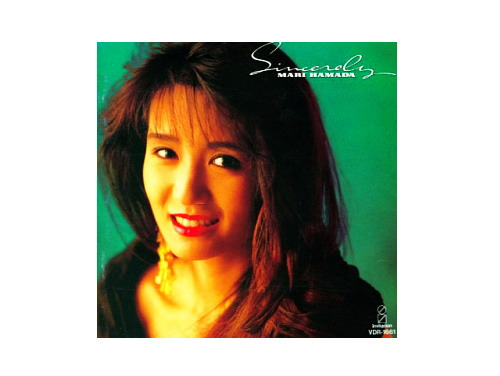Sincerely[初回限定盤]/浜田麻里