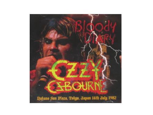 BLOODY DIARY[限定盤]/OZZY OSBOURNE