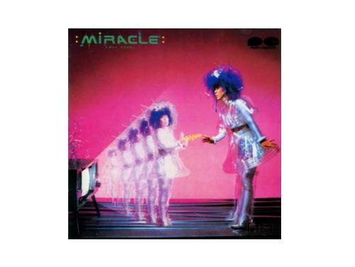 MIRACLE 91年盤[廃盤]/尾崎亜美