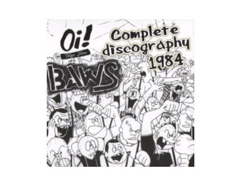 Complete Discography 1984[廃盤]/BAWS