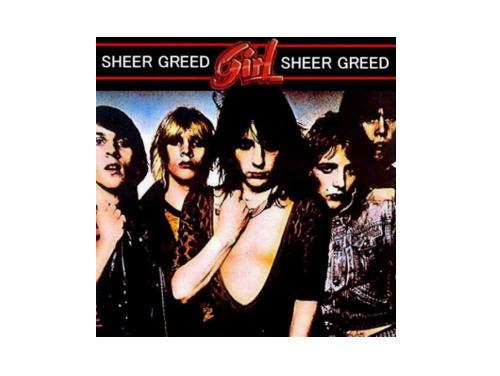 SHEER GREED[廃盤]/Girl