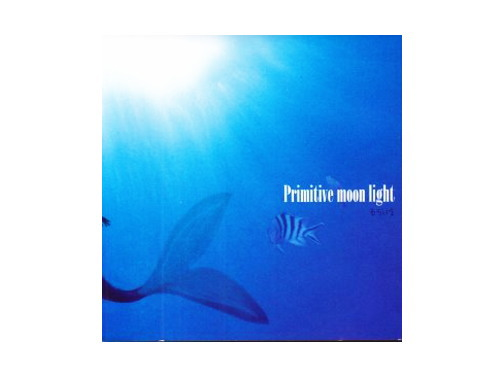 Primitive moon light[限定盤 DVD付]/Ruvie(るう゛ぃえ )