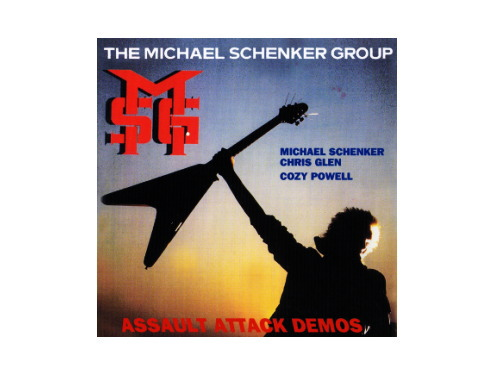 ASSAULT ATTACK DEMOS[廃盤]/THE MICHAEL SCHENKER GROU…