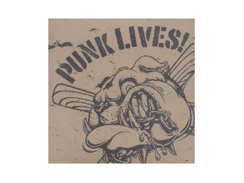 PUNK LIVES!(2009)[会場限定配布CD]/オムニバス