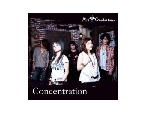 Concentration 初回盤[限定CD]/Art Of Gradation