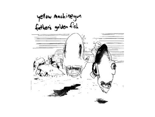 father's golden fish 96年盤[廃盤]/YELLOW MACHINEGUN