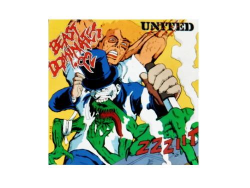 Beast Dominates'92[廃盤]/UNITED