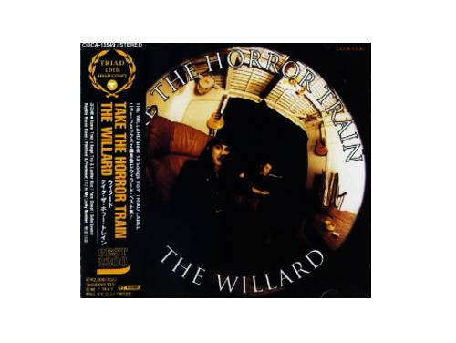 TAKE THE HORROR TRAIN 96年盤[廃盤]/THE WILLARD