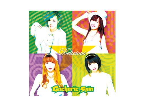 Delicious 会場限定盤[限定CD]/Gacharic Spin