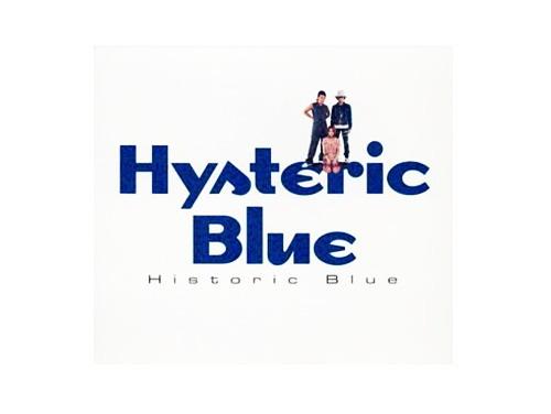 Historic Blue 限定盤[廃盤]/Hysteric Blue