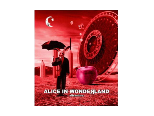 ALICE IN WONDER LAND 1stプレス[限定CD]/アリス九號.