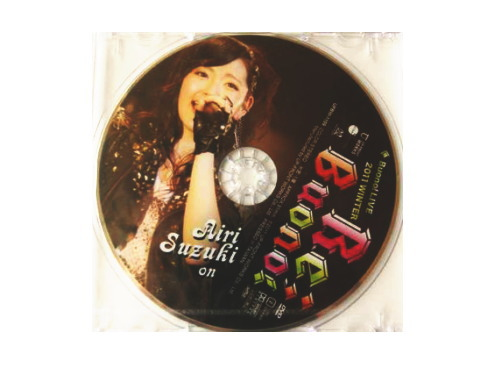 鈴木愛理 on Buono! LIVE 2011 WINTER ~Re;Buono!~[限定DVD]…