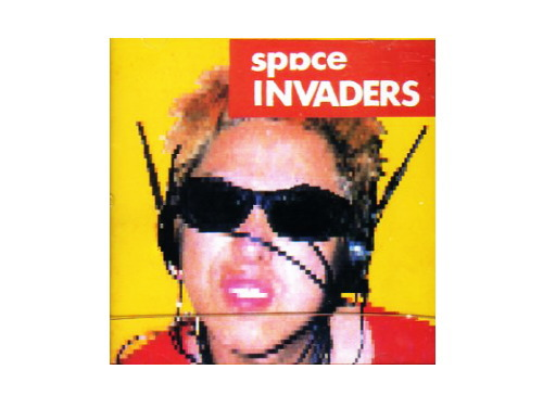 Hitech & Egoism[廃盤]/SPACE INVADERS