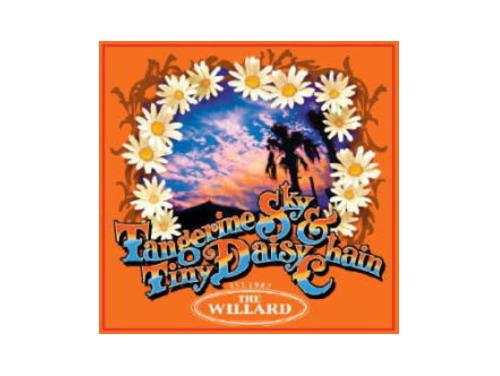 Tangerine Sky & Tiny Daisy Chain[廃盤]/THE WILLARD