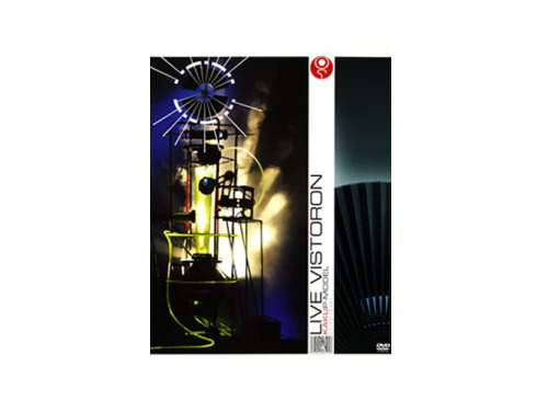 LIVE VISTORON[限定DVD]/核P-MODEL