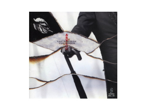 THE PIECE OF THE FOOLS[廃盤]/ASYLUM