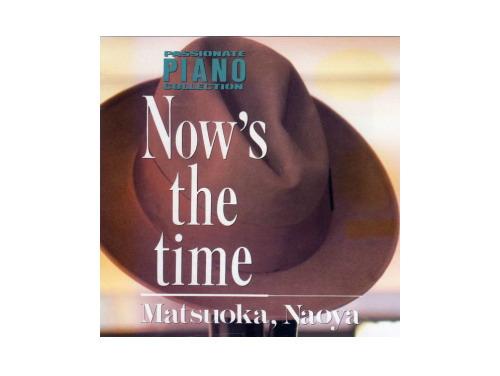 Now's the time 89年盤[廃盤]/松岡直也