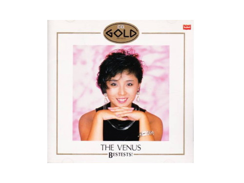 GOLD SERIES BESTESTS![廃盤]/THE VENUS