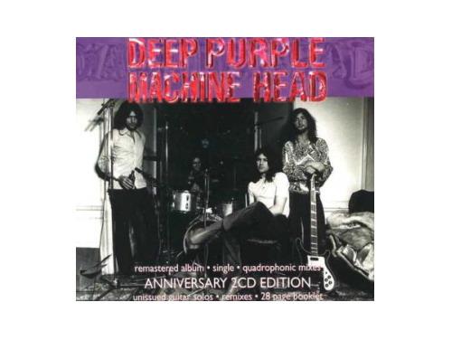 MACHINE HEAD 25th ANNIVERSARY EDITION EU盤[廃盤]/DEEP…