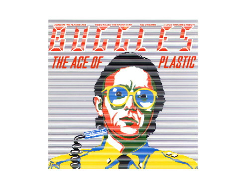 THE AGE OF PLASTIC 輸入盤[廃盤]/THE BUGGLES