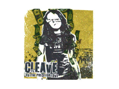 PAY THE PRICE FOR LOVE[廃盤]/CLEAVE