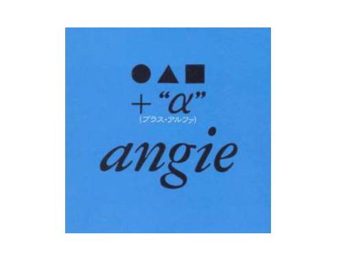 """●▲■ +""""α""""[FC限定CD]/アンジー(angie)"""