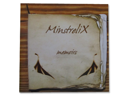 MEMOIRS[完全生産限定]/MinstreliX