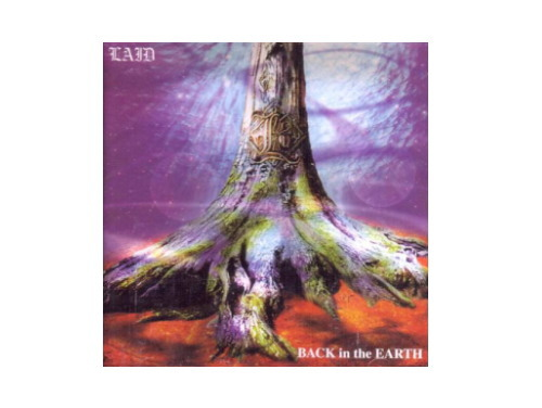 BACK in the EARTH[廃盤]/LAID