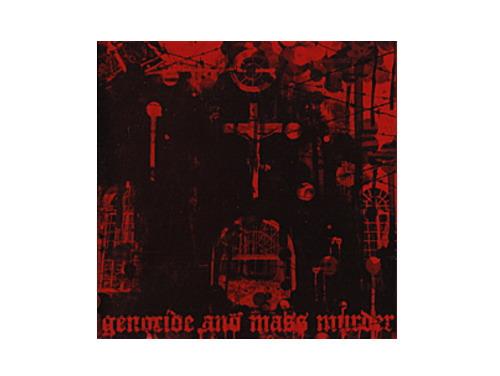 genocide and mass murder 初回盤[限定CD]/deathgaze