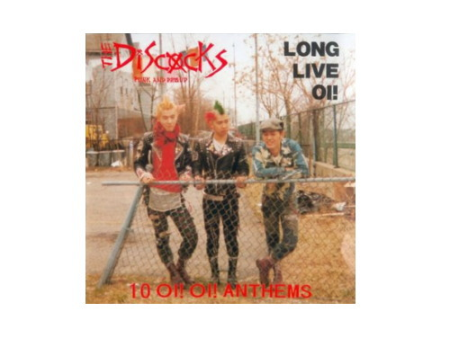 LONG LIVE OI![廃盤]/THE DISCOCKS