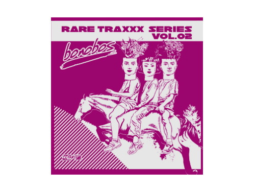 RARE TRAXXX SERIES VOL.02[配布CD]/bonobos