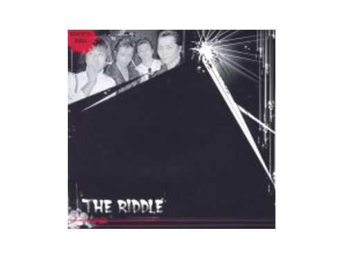 THE RIDDLE[廃盤]/THE RIDDLE