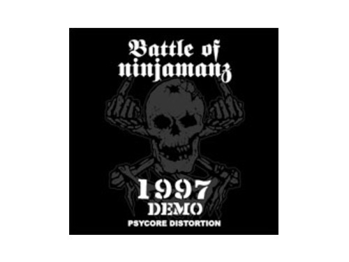 1997 DEMO[廃盤]/BATTLE OF NINJAMANZ