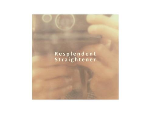 Resplendent 初回盤[限定CD]/ストレイテナー
