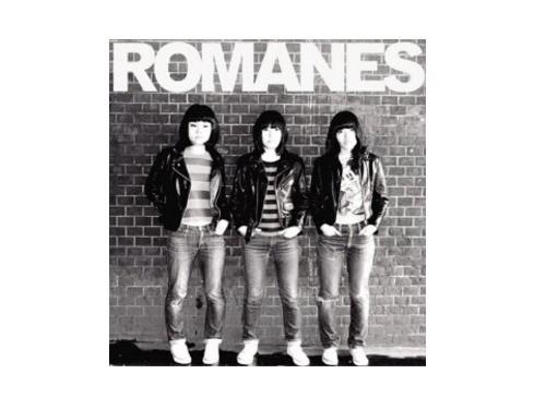 ロマーンズの激情[廃盤]/ROMANES