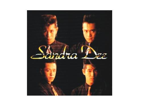 THE SANDRA DEE[廃盤]/SANDRADEE