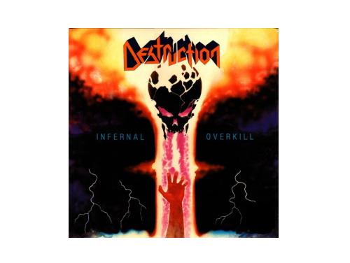 SENTENCE OF DEATH+INFERNAL OVERKILL 89年国内盤[廃盤]/DES…