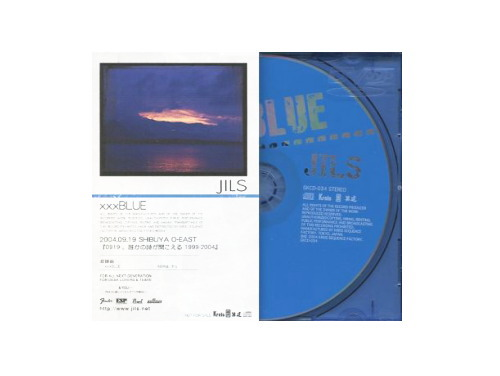 xxxBLUE[配布CD]/JILS