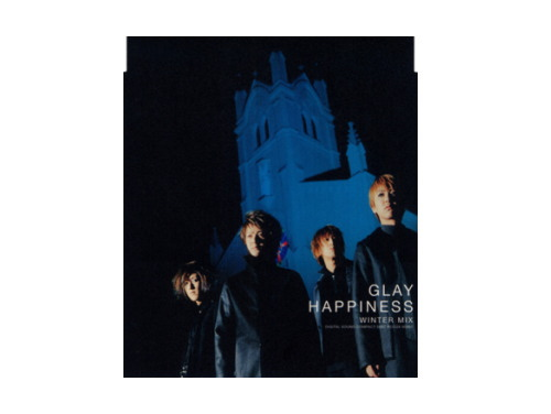 HAPPINESS -WINTER MIX-/GLAY