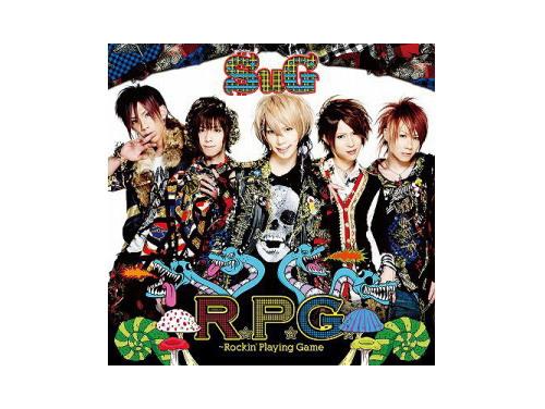 R.P.G.~Rockin' Playing Game 通常盤/SuG