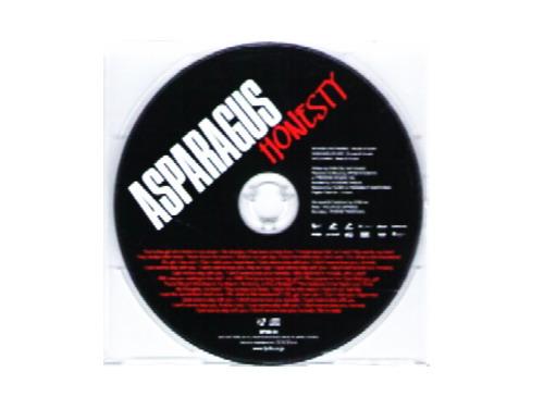 HONESTY[限定CD]/ASPARAGUS