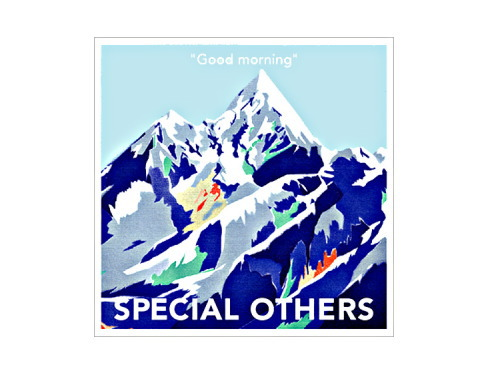 Good morning 初回盤[限定CD]/SPECIAL OTHERS