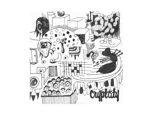 Crypt City DEMO EP[限定EP…
