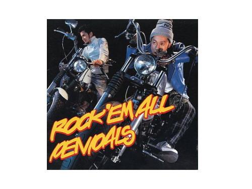 ROCK'EM ALL/PENPALS