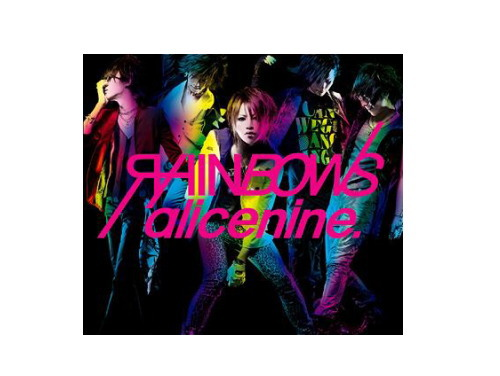 RAINBOWS Type-A[初回限定盤]/…