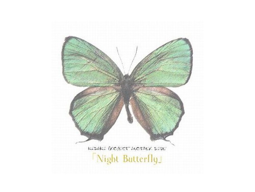 Night Butterfly[限定CD]/KISAKI PROJECT ANOTHER SIDE(…