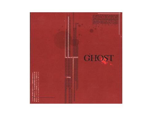 The Best of GHOST[廃盤]/GHOST