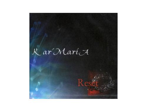 Reset 初回プレス盤[限定CD]/Kar'MariA